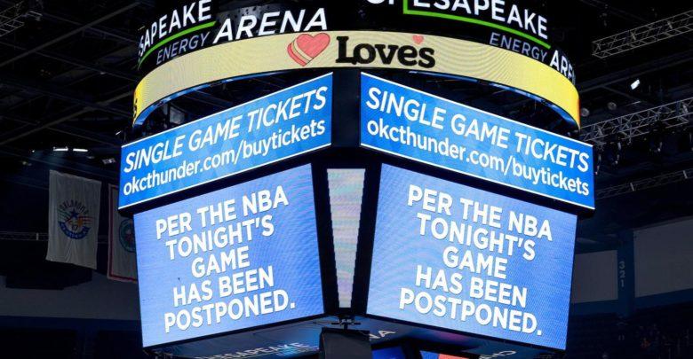 Son dakika! NBA maçları askıya alındı