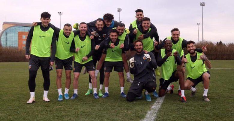 Süper Lig ekibinde futbolculara yurt dışı yasağı