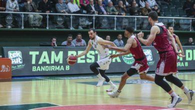 TEKSÜT Bandırma BK - Sigortam.net İTÜ Basket maç sonucu: 64-48