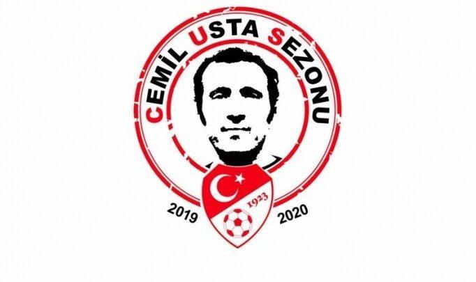 TFF'den Cemil Usta için kutlama mesajı
