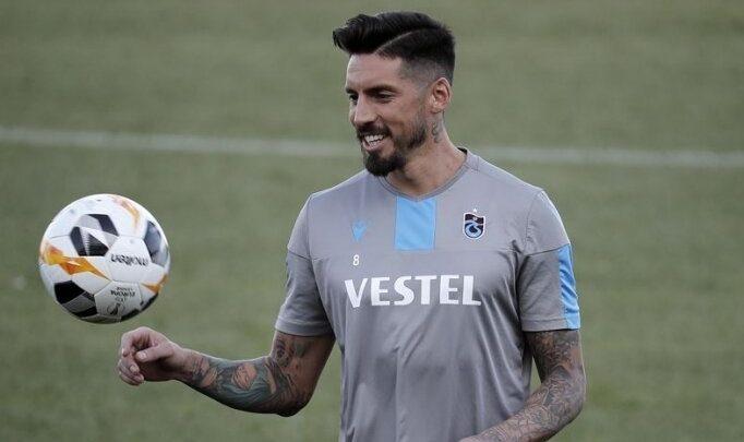 Trabzonspor'a ikinci Arjantinli efsane: Jose Sosa