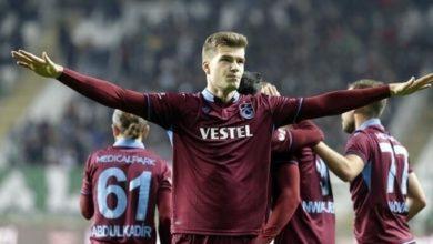 Trabzonspor, Alexander Sörloth'un fiyatını belirledi!