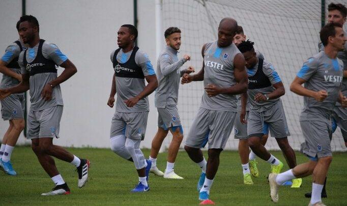 Trabzonspor'da ayrılıklar hesapta yoktu!