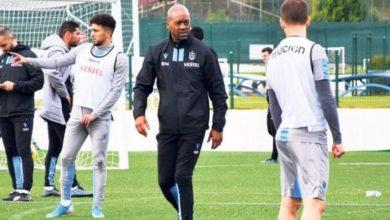 Trabzonspor'da Eddie Newton'ı yıkan ayrılıklar