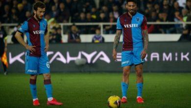 Trabzonspor'daki bariz nişancı; Jose Sosa