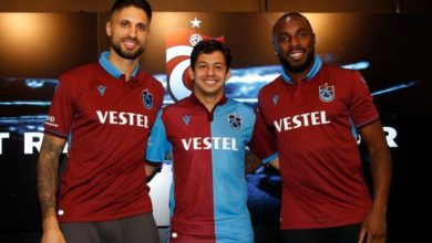 Trabzonspor'un Brezilyalı oyuncusu Messias, baba oldu