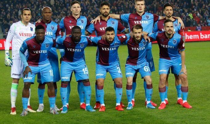 Trabzonspor'un lige damga vuran rakamları