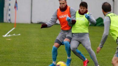 Trabzonsporlu futbolculara evde özel egzersiz programı
