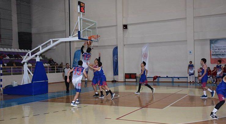 Türkiye Basketbol Federasyonu U18 Erkekler 2. Bölge Şampiyonası