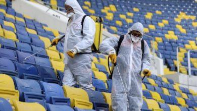 Türkiye sporda, koronavirüs tedbirinde Avrupa'yı geride bıraktı