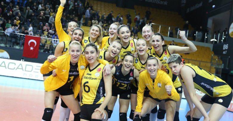 VakıfBank tekrar tekrar sekizinci defa sanki finalde