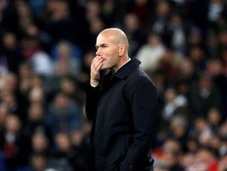Zinedine Zidane'dan, Juventus iddialarına yanıt
