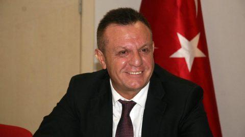 Denizlispor Başkanı Ali Çetin`den yayıncı kuruluşa tepki!