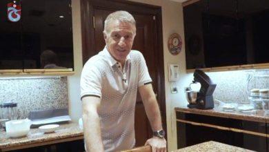 Ahmet Ağaoğlu, mutfağa girdi ve kuru fasulye yaptı