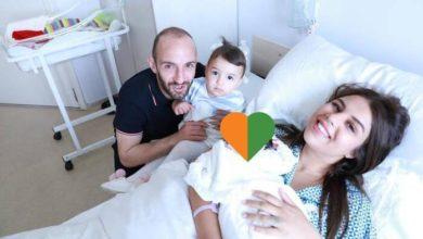 Alanyasporlu Efecan Karaca ikinci kere baba oldu