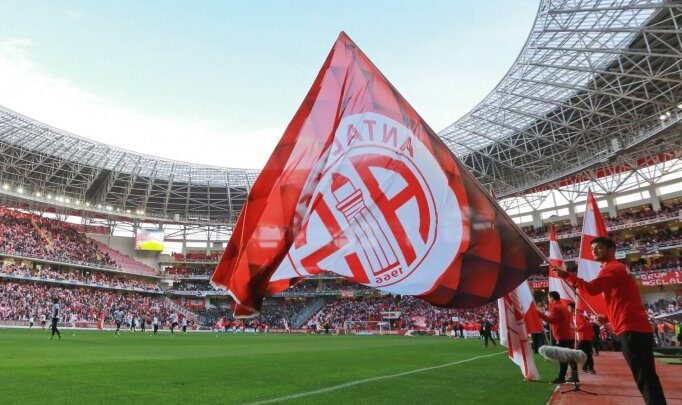 Antalyaspor, altyapıyı dikkatsizlik etmiyor