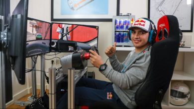 Ayhancan Güven Inkar Bull Gaming Ground @HOME 'da dayanıklılık mücadelesi veriyor