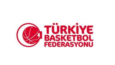 Basketbol Federasyonundan Ulusal Dayanışma Kampanyasına yardım