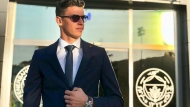 """Berke Özer: """"Artık Fenerbahçe'ye hazırım"""""""