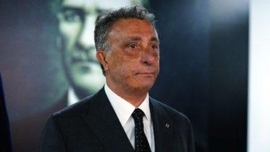 Beşiktaş Başkanı Ahmet Nur Çebi: 'Bu iftiralarla dolu iddialarla ilgili olarak… '