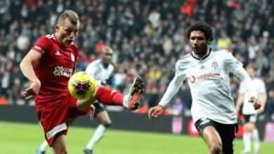 Beşiktaş 'ın göndermesine, Sivasspor 'dan yanıt