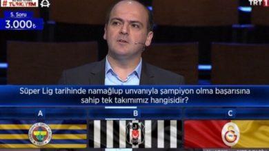 Beşiktaş'tan ezeli rakiplerine göndermeli paylaşım