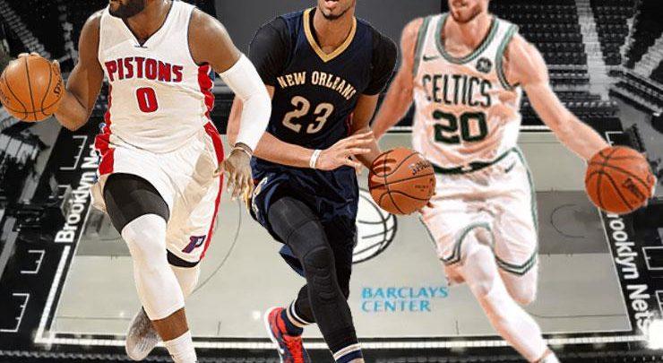 Bu NBA yıldızları bedava!