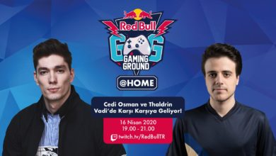 Cedi Osman Inkar Bull Gaming Ground HOME 'da vadiye iniyor