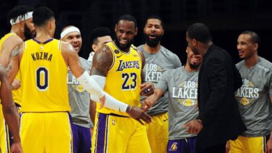 Coronaya yakalanan Lakers 'ta 2 oyuncu da iyileşti