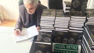 Dünya Fair Play Ödülü alan ilk Türk 'ün kitabı çıktı