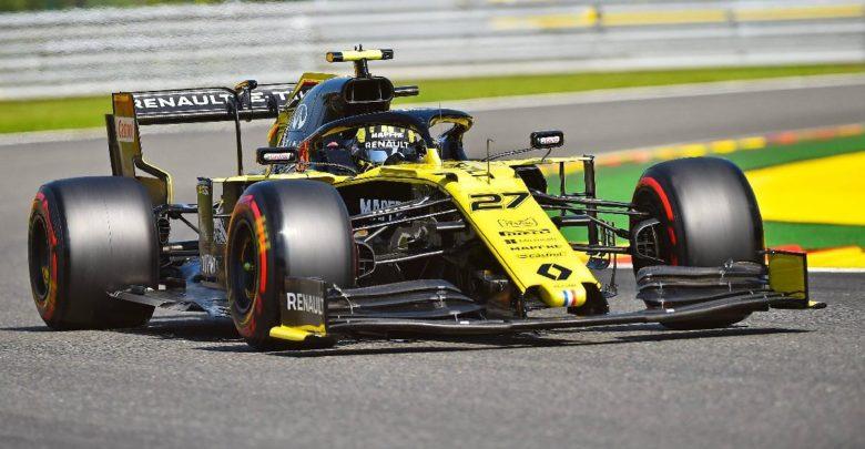 Formula 1 'de Renault, İngiltere 'deki personelinin çoğunluğunu bedava izne çıkardı
