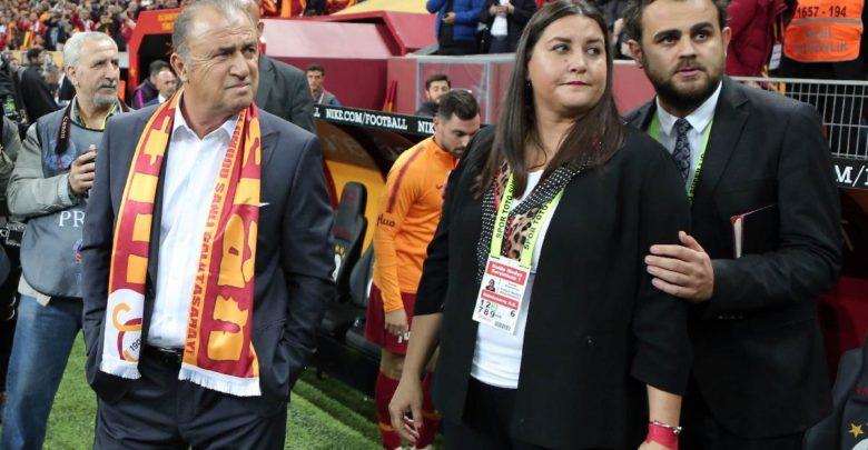 Galatasaray 'da Hande Sümertaş görevinden ayrıldı