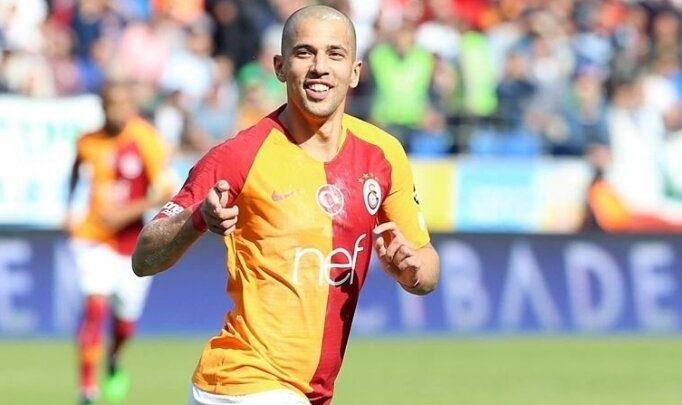 Galatasaray'da indirim; Belhanda işlenmiş sırada Feghouli var