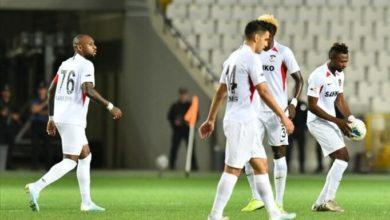 Gaziantep FK'de 4 oyuncu yurt dışındaki ailelerinin yanında gitti