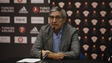 Jordi Bertomeu: EuroLeaguede sezonu iptal etmemiz icabında