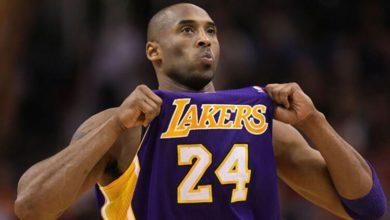 Kobe Bryant 'a büyük övünç