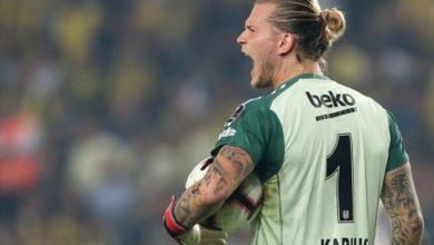 Loris Karius için Hertha Berlin yükleniyor