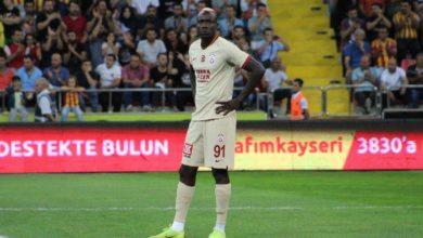 Mbaye Diagne 'den itiraf: 'Corona virüsü çıktığı için gidemedim '