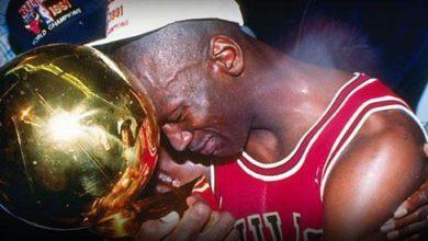 Michael Jordanın Hiç Yayınlanmamış Görüntüleri!
