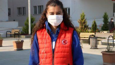 Milli atlet Tuğba Güvenç: 'Olimpiyatların ertelenmesi benim içiniyi oldu '