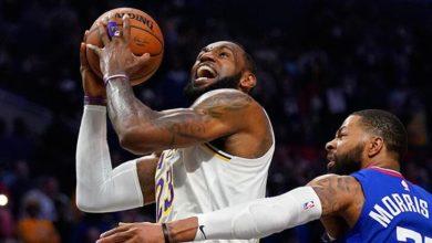 NBA 'de sakatlık korkusu