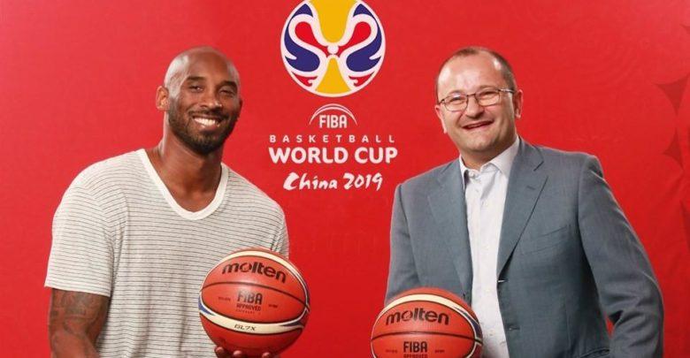Patrick Baumann ve Kobe Bryant, Basketbol Şöhretler Müzesi 'ne
