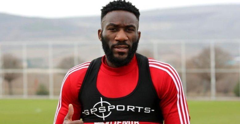 Sivassporlu Aaron Appindangoye: 'Futbolu fazla özlüyorum '