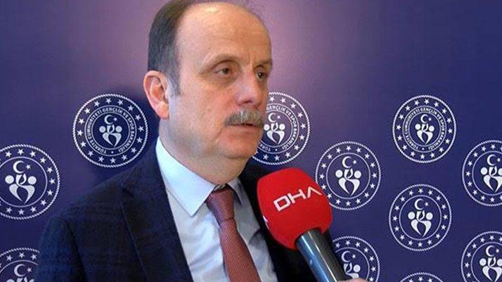 Spor Genel Müdürü Mehmet Baykan: 'Aslolan, virüs müsade verirse liglerin tamamlanması '