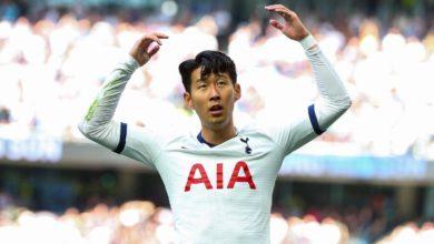 Tottenham 'ın yıldızı Son Heung-min gerekli askerlik hizmetini yerine getiriyor