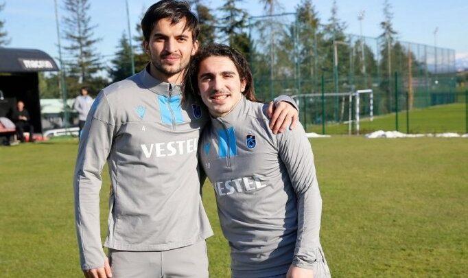 Trabzonspor'da alkışlanan takviye!