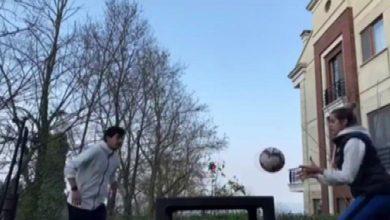 Trabzonspor 'un yıldızına karantinada benzeşen desteği