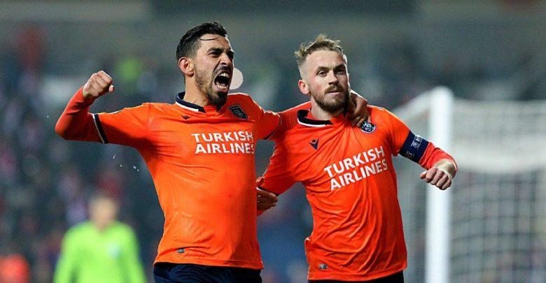 UEFA 'dan Başakşehir 'e 1500 Euro para cezası