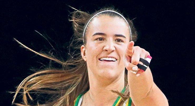 WNBA draftının 1 numarası Ionescu