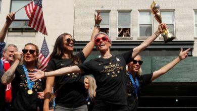 ABD 'de başkan adaylarından Joe Biden, ABD Kadın Milli Futbol Takımı üzerinden mesaj verdi!